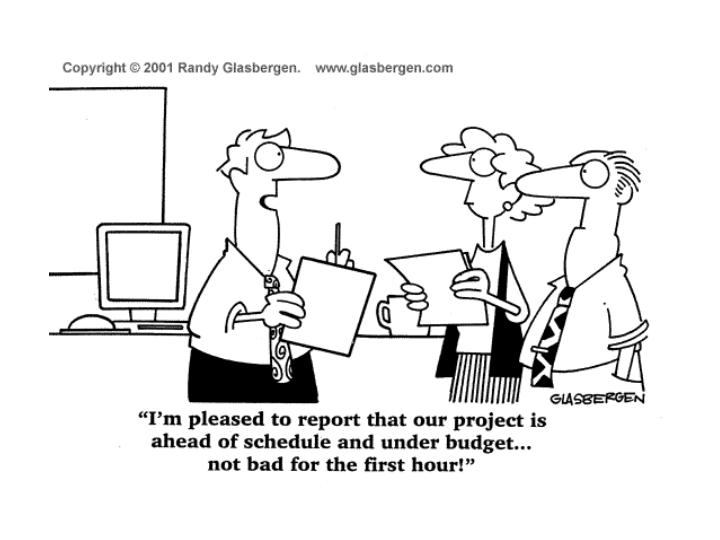 project management humour @ SiRCLE
